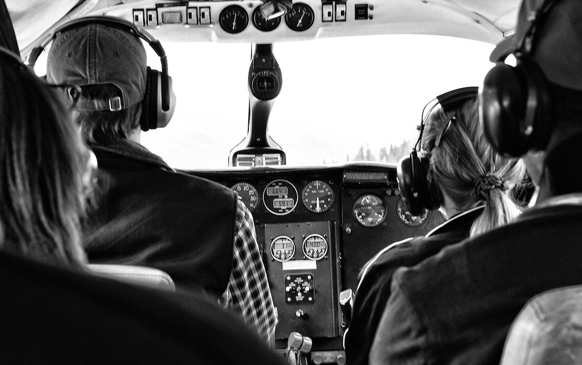 Is Learning to Fly Safe? | Inflight Pilot Training