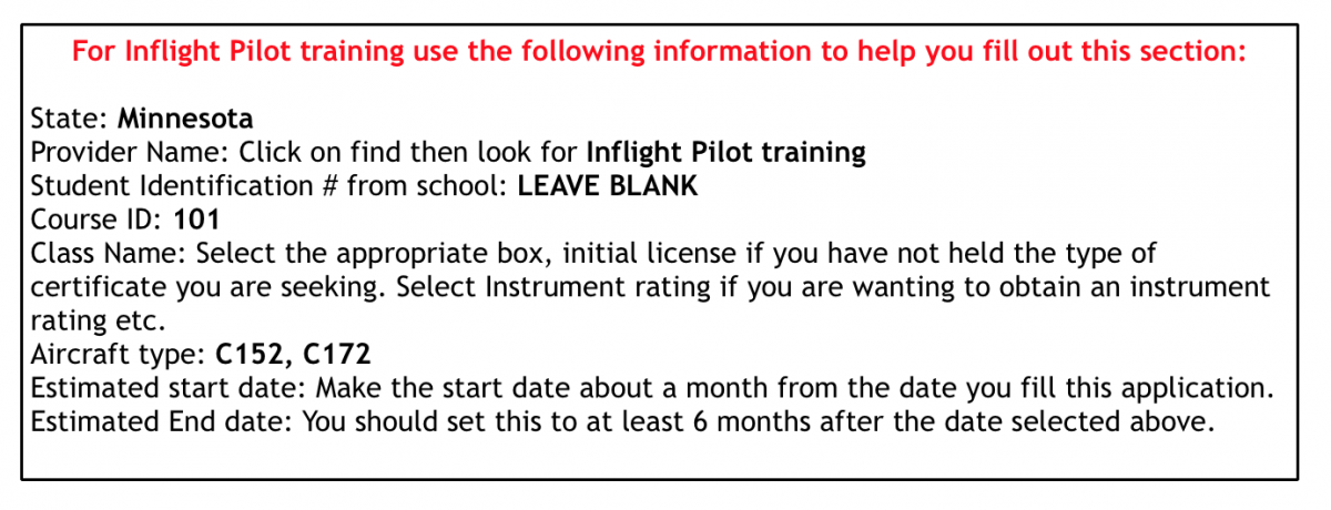 Foreign Flight Training Students Inflight Pilot Training